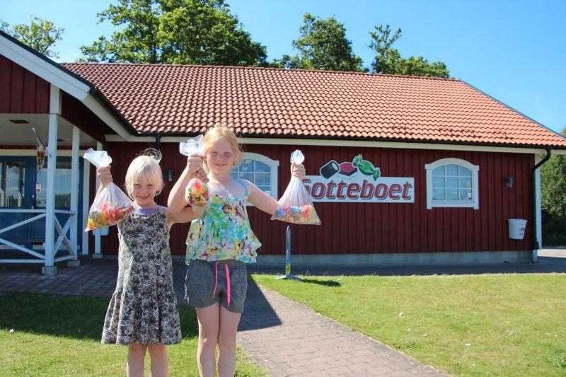 Gotteboet - billigt slik i Sydsverige