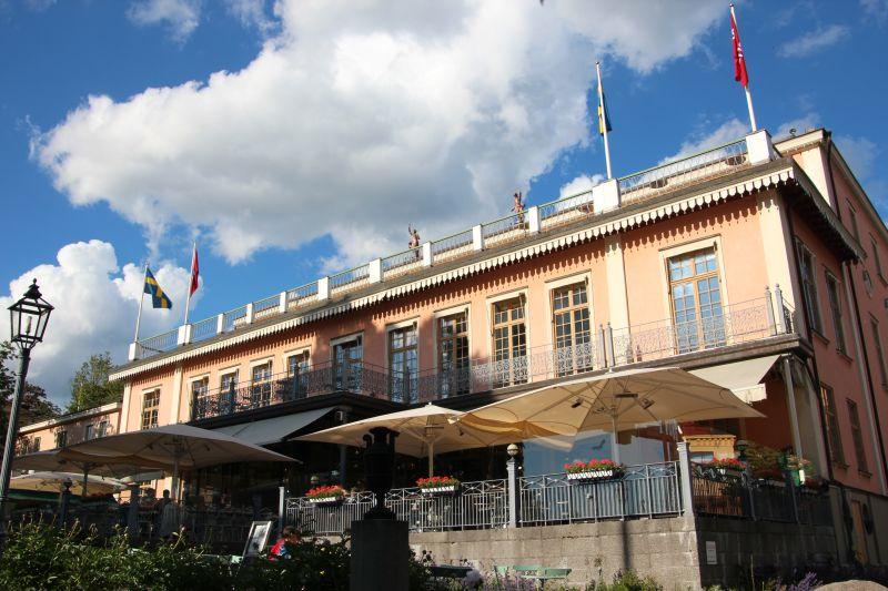 Hotel Hasselbacken i Stockholm